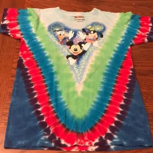 Walt Disney World Tie Dye Tee